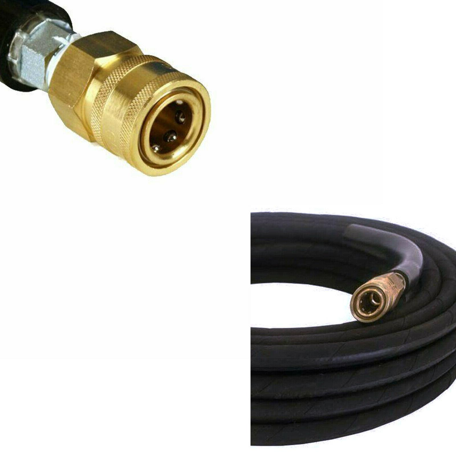 Pressure Hose x 4000 With Quick - Industrial
