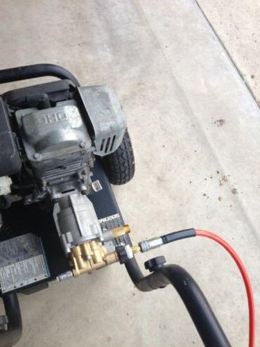 Pressure Pump and Winterizer