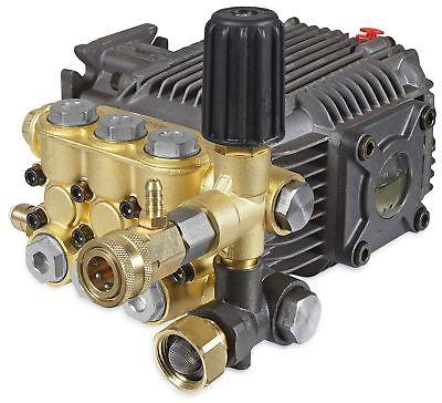 pressure washer replacement pump horizontal