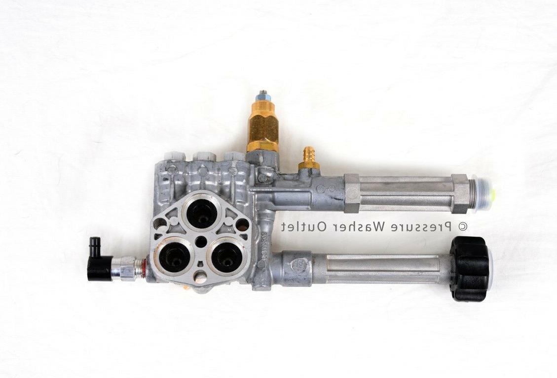 Pump Head 2700 PSI AR PRESSURE WASHER  Troy-Bilt 020568 02