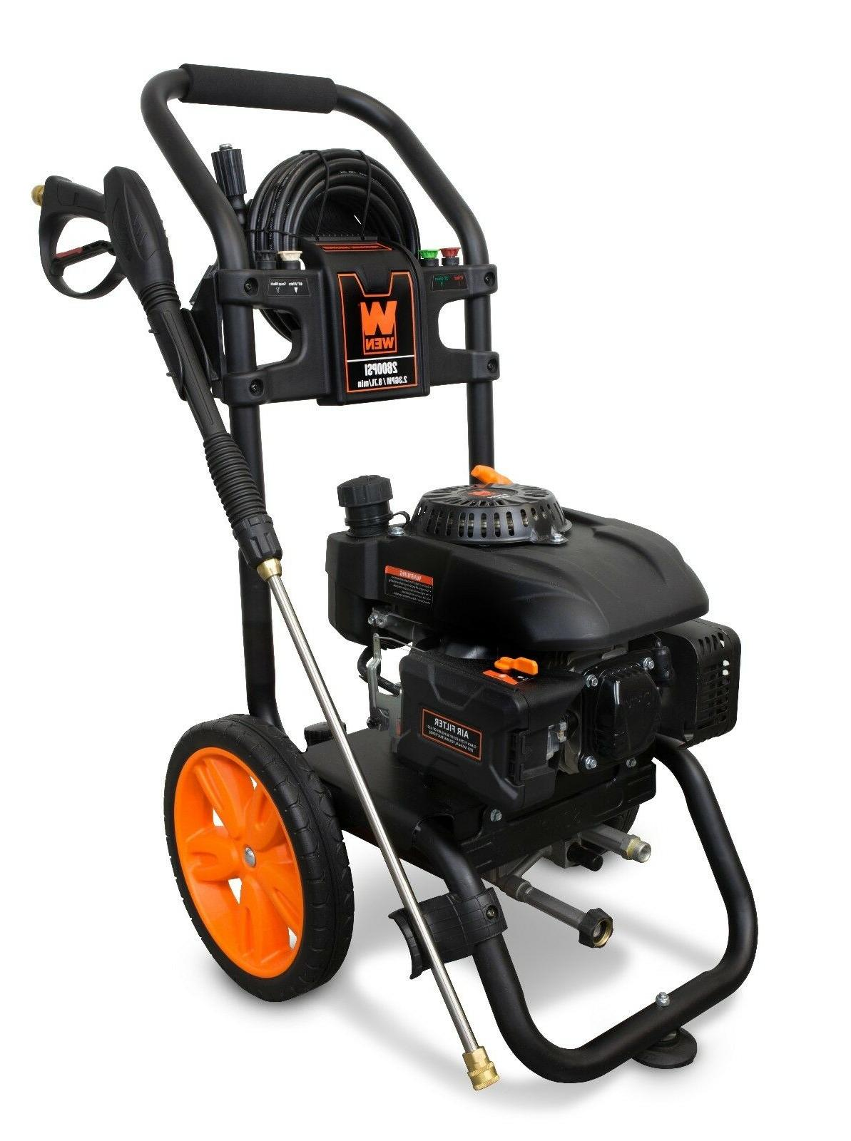 WEN PW28 2800 PSI Gas Pressure Washer, CARB Compliant