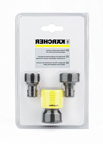 Karcher Adapter Kit Electric & Washers
