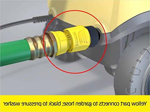 Karcher Replacement Quick Adapter & Gas Power Washers