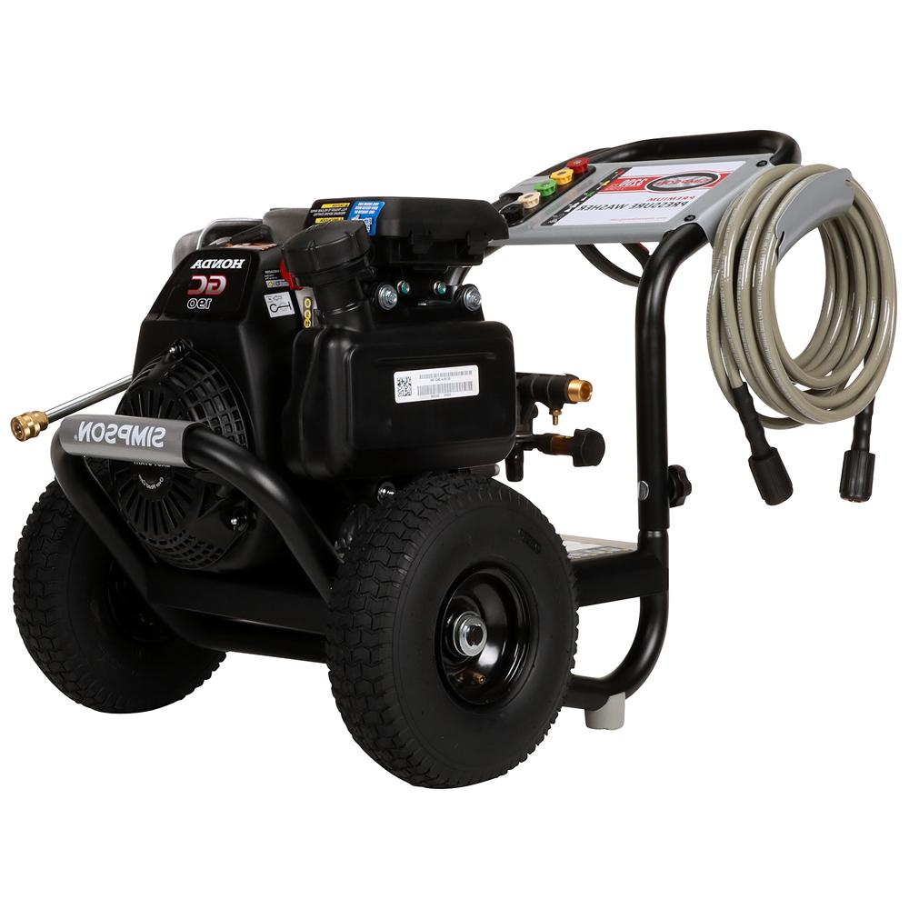 Simpson MeaShot 3200 Pressure Washer Engine