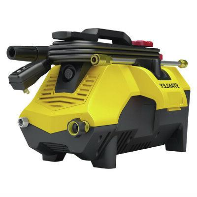 Stanley 2050 PSI Electric Pressure Washer New
