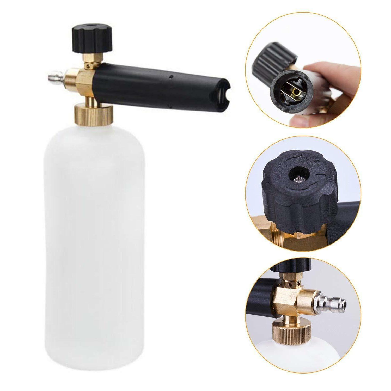 Snow Soap Sprayer Pressure Car