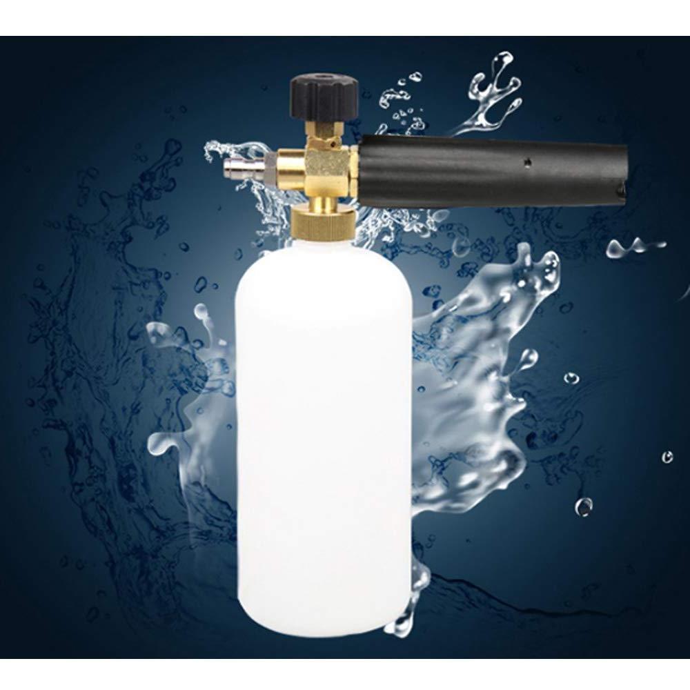 Snow Foam Lance Soap Bottle Sprayer For Pressure Gun Car Wash