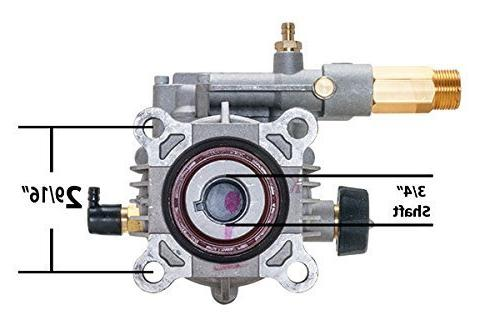 Homelite WASHER WATER PUMP psi gpm MANY MODELS