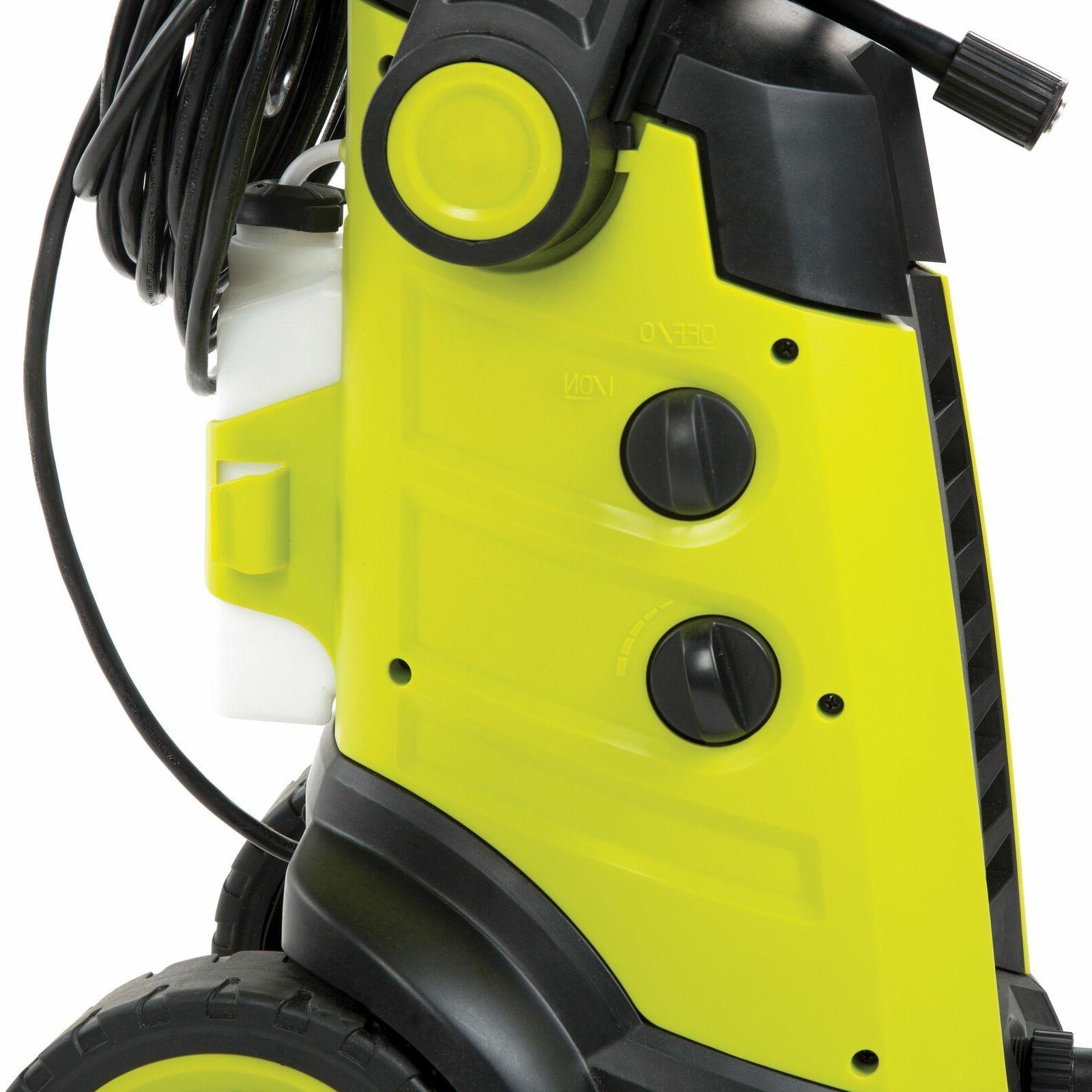 Electric Pressure Washer Hose Reel Gun Holder Tank PSI