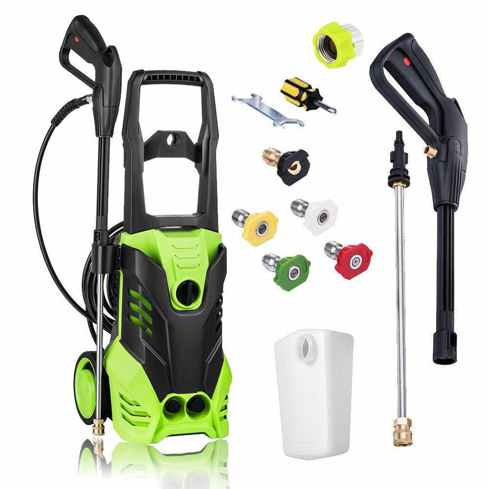Green Cleaner 1.8 Electric Washer Spray Kit