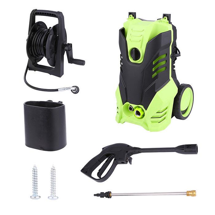 Green 1.8 GPM Electric Kit