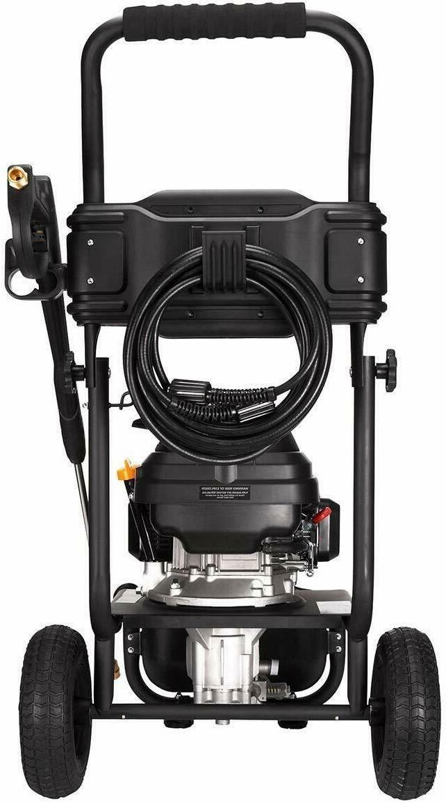 HUMBEE Tools 3,200 Psi Gas Black, EPA