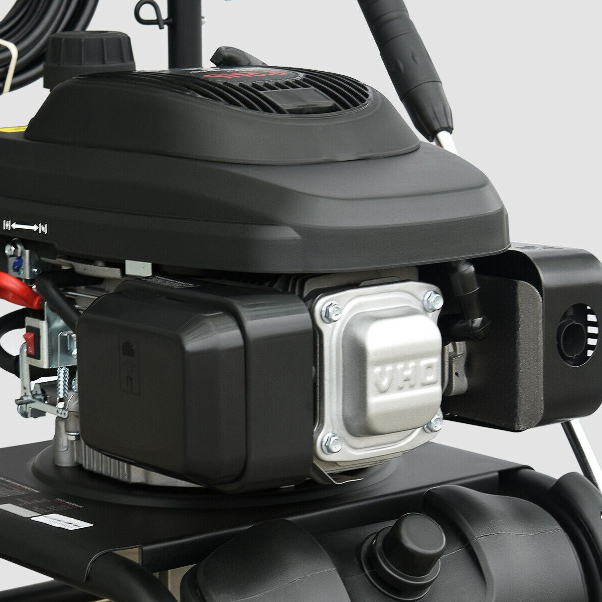 HUMBEE Tools Psi Gas EPA and