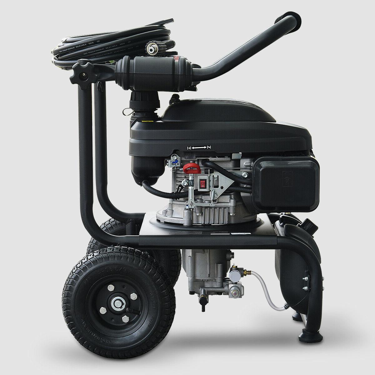 HUMBEE WG-3200 3,200 Psi Gas Black, CARB