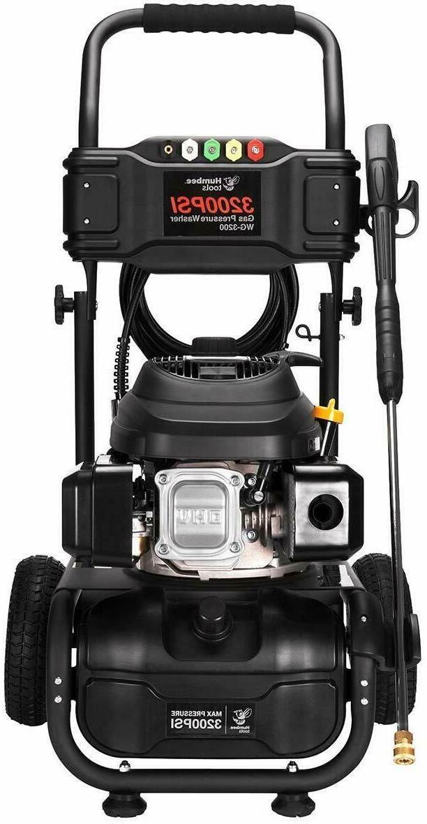 HUMBEE Tools WG-3200 3,200 Black, CARB