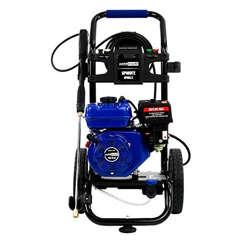 DuroMax 2,700 2.3 GPM Gas Cold Water Washer