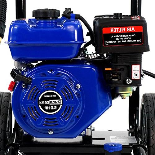 DuroMax XP2700PWS 2.3 Cold Power Washer