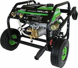 Lifan LFQ3370 Recoil Pressure Washer, 3300 PSI