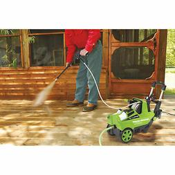 Earthwise 1850 PSI MAX Electric Pressure Washer, Model PW185
