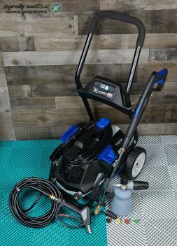 AR Blue Clean MAXX2200 Pressure Washer 2200 PSI  Complete De