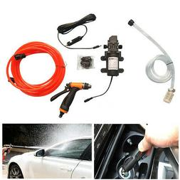 MINI PORTABLE ELECTRIC CAR WASHER KIT 80W 130PSI High Pressu