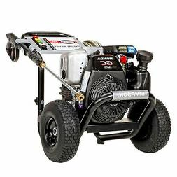 Simpson Cleaning MSH3125 MegaShot Gas Pressure Washer Powere