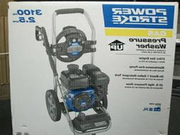 NEW!! PowerStroke Gas Pressure Washer 3100PSI 2.5GPM 212cc E