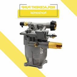 "NEW - Premium - Cold Water - Pressure Washer Pump - 3/4"" - 2"