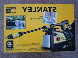 NEW STANLEY SLP1500 Electric Pressure Washer  with Spray Gun