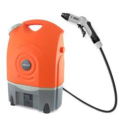 Pure Clean Outdoor Portable Spray Pressure Washer Cleaner Sy