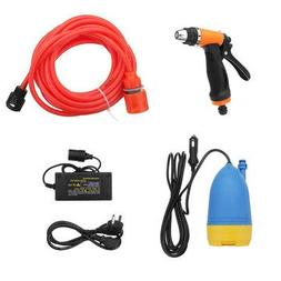 60W Portable High Pressure Washer Electric Washer Water Pump