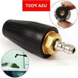 Power High Pressure Washer Turbo Nozzle Rotating-Rotary 2.5