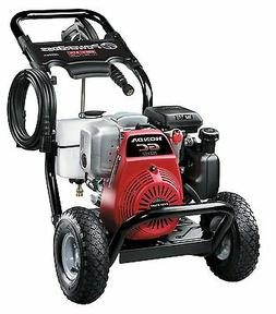 PowerBoss 20649 2.7 GPM 3100 PSI Gas Pressure Washer w/ Hond