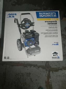 POWERSTROKE GAS PRESSURE WASHER 3100 psi 2.5 gpm 212cc power