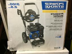 Powerstroke PS80544D 3100 PSI 2.5 GPM Pressure Washer