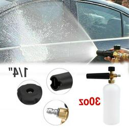 Pressure Snow Foam Washer Jet Car Wash Strong Lance Soap Spr