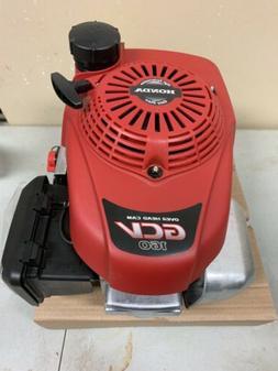 "Honda Pressure Washer Engine Model GCV160LAO-G5 BR 7/8"" Cran"