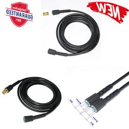 3000PSI High Pressure Washer Extension Hose with Adapter