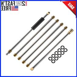 Pressure Washer Extension Wand Replacement Lance 90 Inch 400