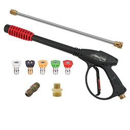Twinkle Star 4000 PSI High Pressure Washer Gun Kit with High