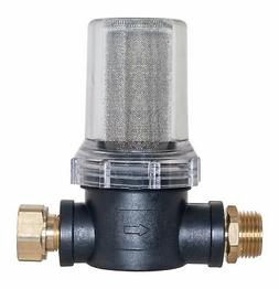 PRESSURE WASHER Inlet Filter w/ Brass Connections POWER WASH