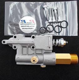 Pressure Washer Manifold 5 Bolt Himore 308653006, 308653025