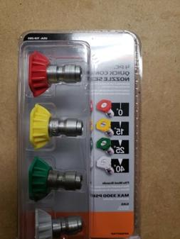 pressure washer nozzle kit
