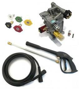 Pressure Washer Pump & Gun Kit for Honda XR2500 XR2600 XC260