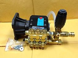 pressure washer pump assembly complete