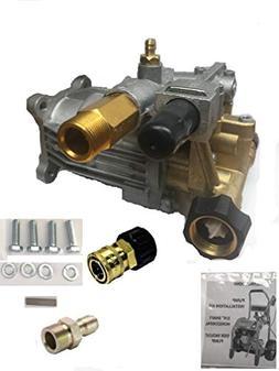 Pressure Washer 3100 psi Pump & Hose Quick Connect Simpson M