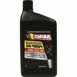 pressure washer pump oil model mg13pwpl