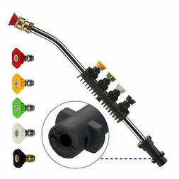 Pressure Washer Wand Extension w/ Adapter Replacement Lance