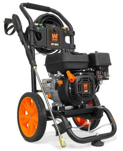WEN PW3200 Gas-Powered 3200 PSI 208cc Pressure Washer, CARB
