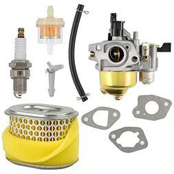 HIFROM Repalce Carburetor Air Filter Spark Plug For Harbor F
